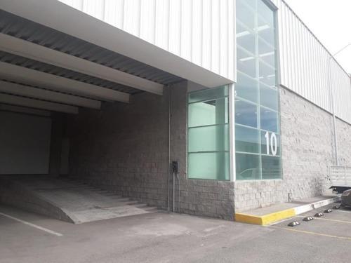 Bodega Comercial En Renta Parque Industrial Santa Rosa Jauregui
