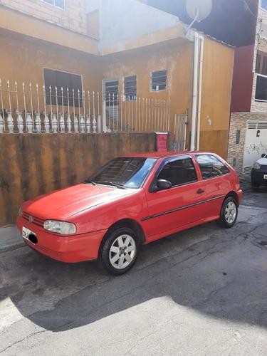 Imagem 1 de 10 de Volkswagen Gol 1997 1.6 3p Gasolina