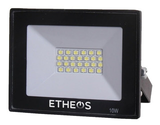 Reflector Led 10w Calido Etheos Ip65 Con Soporte 35000 Hrs
