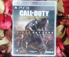 Call Of Duty Advanced Warfare Português Ps3 Frete R$ 11,98