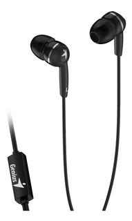 Auricular Genius Hs-m320 In-ear Mini Plug 3,5