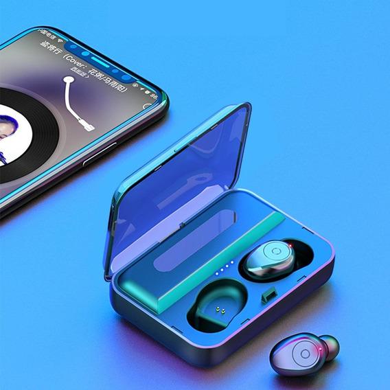 Mini Dual Bluetooth 5.0 Tws Fone Wireless Stereo Noise R. F9