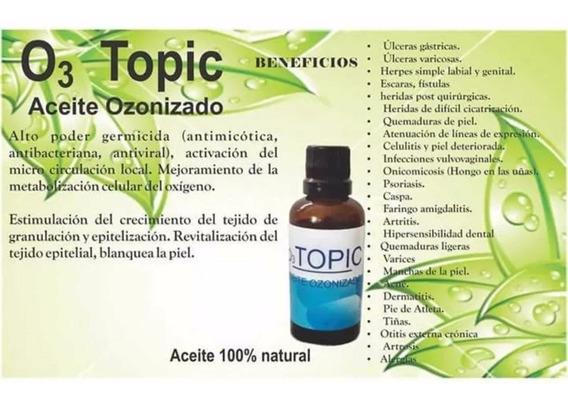 Cuidado Personal Aceite Ozono Spa Cosmetologia Masaje