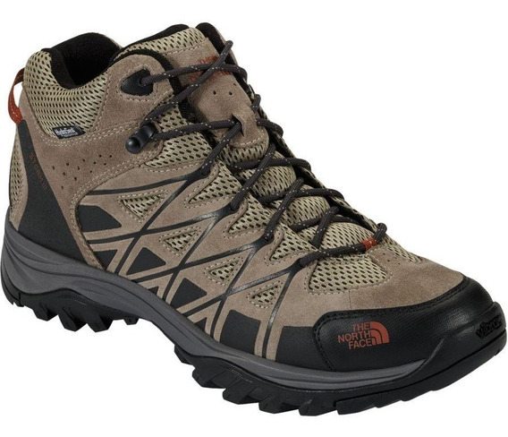 Zapatilla The North Face H. Storm Iii Mid Waterproof Dune Be
