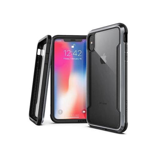e4cf9d42db4 Fuda X-doria Defense Shield Hard Case For iPhone Xs Maxblack