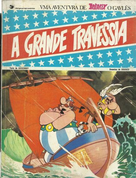 Uma Aventura De Asterix O Gaulês 22 A Grande Travessia 1975