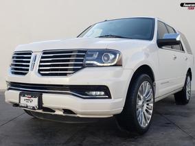 Lincoln Navigator V6 Blanco 2015