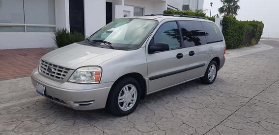 Ford Freestar 3.9 Minivan Lx Plus At 2005
