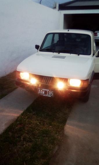 Fiat 147 Tr 1,4 -1995