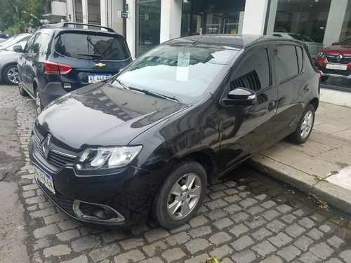 Renault Sandero Privilege 1.6 16v Impecable (aes)