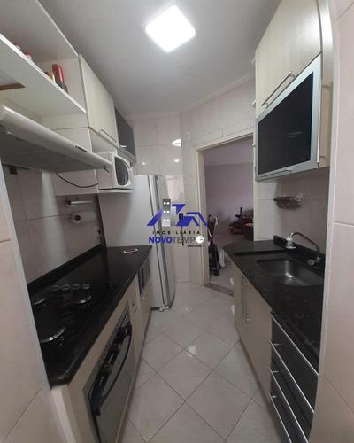 Apartamento A Venda Em Osasco, 2 Dorm E 2 Vagas - Piratininga - 2679 - 67875244