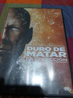 Dvd Duro De Matar: La Colección (die Hard Legacy) Original