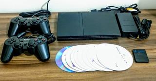 Playstation 2 Slim Sony Ps2 - Peça Já Seu Desconto!!