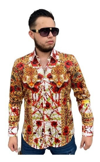 Camisa Buchona Barabas Modelos Nuevos Agosto 2019 Ag002
