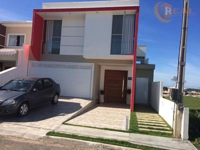 Excelente Casa Vale Dos Cristais 4 - Vista Lago - Ca0212