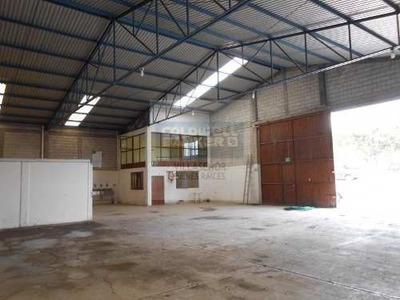 Bodega Nave Industrial En Venta, Tecamachalco, Puebla