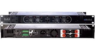 Art Sla4 Amplificador Studio Linear 4ch X 100w En 8 Ohms