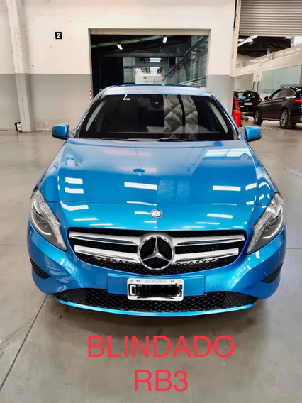 Mercedes-benz Clase A 1.6 A 200 At Urban Blindado Rb3
