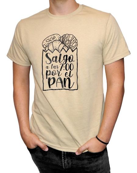 Playera Mister Bambú - Salgo Por El Pan