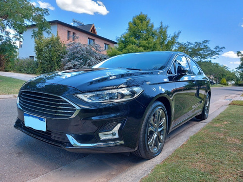 Ford Mondeo Sel Ecoboost 2.0l At