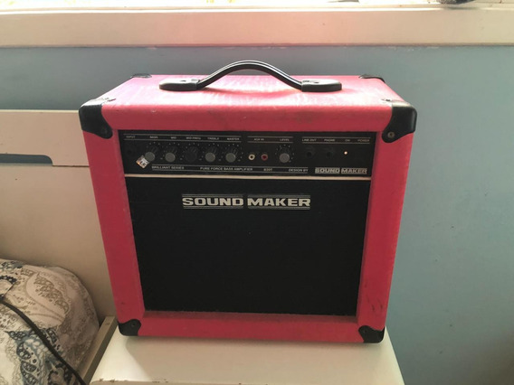 Amplificador Para Guitarra Gt30 Rms 30w