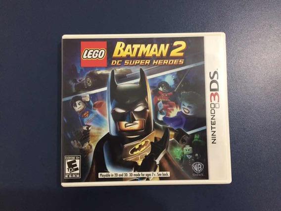 Nintendo - Lego Batman 2 3ds - Muito Novo!!