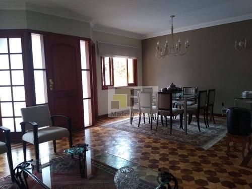 Imagem 1 de 30 de Sobrado Com 3 Dormitórios À Venda, 250 M² Por R$ 1.300.000,00 - Chácara Santo Antônio - São Paulo/sp - So0121