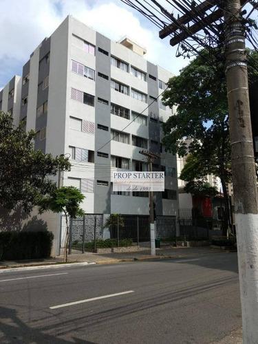 Imagem 1 de 11 de Apartamento Com 2 Dormitórios À Venda, 86 M² Por R$ 720.000 - Indianópolis - São Paulo/ Propstarter Adm.imoveis - Ap0674