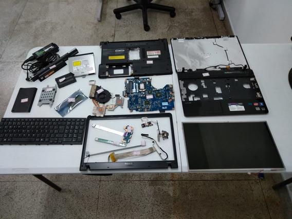 Notebook - Sony Vaio - Desmontado