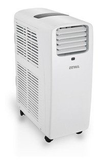 Aire Acondicionado Portátil 2750w Frio/calor Atma Atp32h17n