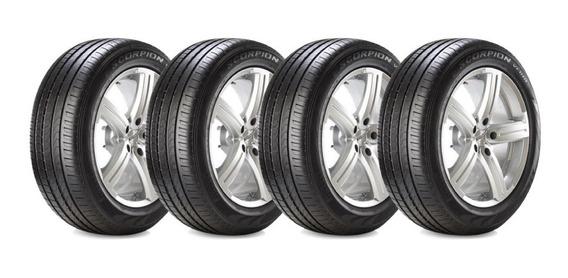 Kit X4 Pirelli Scorp. Verde 215/60 R17 100h Neumen Ahora18