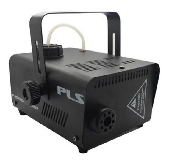 Maquina De Fumaça Pls F1000 Controle Sem Fio 750w 110v