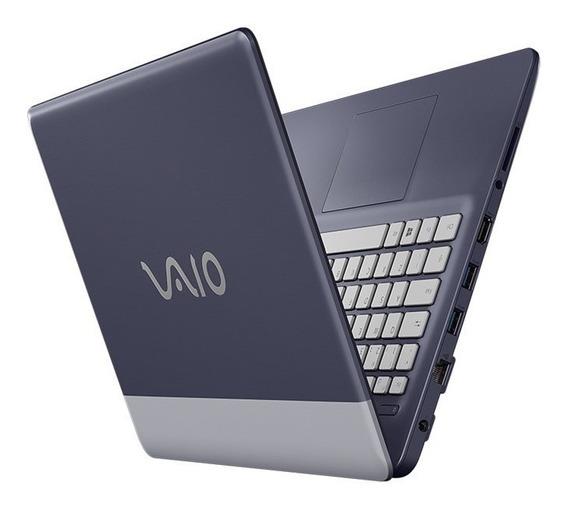 Notebook Vaio I5-7200u 1tb 8gb 14 Led Win10 Home