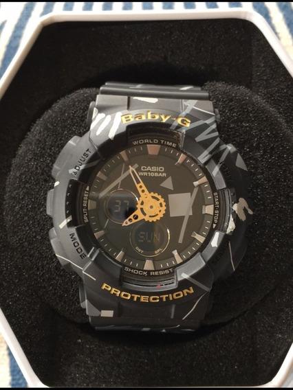 Relógio Casio Baby-g 5457 Ba-120sc