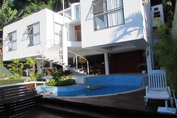 Casa Em Condomínio-à Venda-são Conrado-rio De Janeiro - 71134