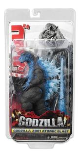 Figura Godzilla 2001 Atomic Blast 12¿ Neca