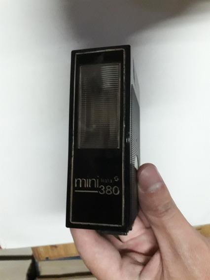 Flash Mini Frata 380 Funcionando