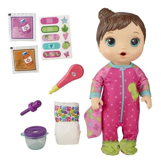 Baby Alive Aprendendo A Cuidar Dodoi Morena Hasbro