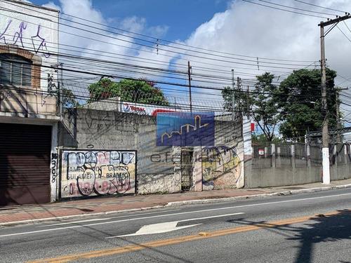 Imagem 1 de 6 de Terreno À Venda, 360 M² Por R$ 1.200.000,00 - Vila Do Encontro - São Paulo/sp - Te0157