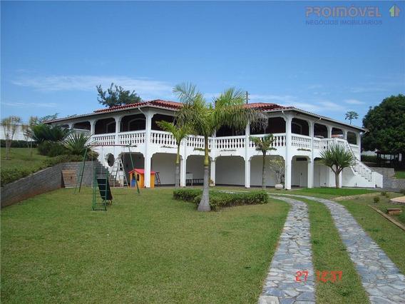 Chácara Residencial À Venda, Condomínio Chácaras Harmonia I, Itu. - Ch0017