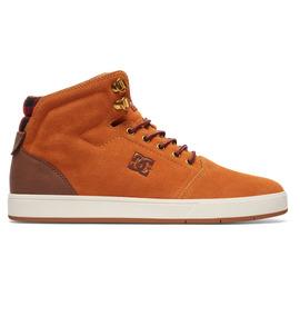 Tênis Dc Shoes Original Crisis High Se Amarelo