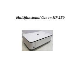 Impressora Canon Mp 250