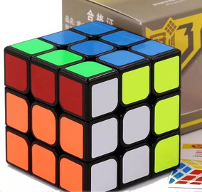 Cubo Mágico Profissional 3x3x3 Yong Jun V3 E Warrior W