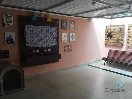Casa À Venda, 130 M² Por R$ 449.000,00 - Vila Do Golf - Ribeirão Preto/sp - Ca1922
