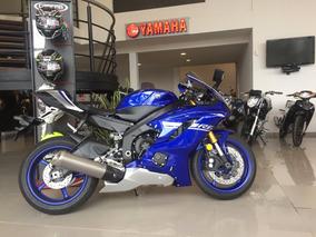 Yamaha Yzf600 R6 2017