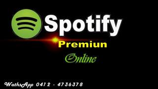 Sptify Premium 1/3/6/12 Months Original Promoción