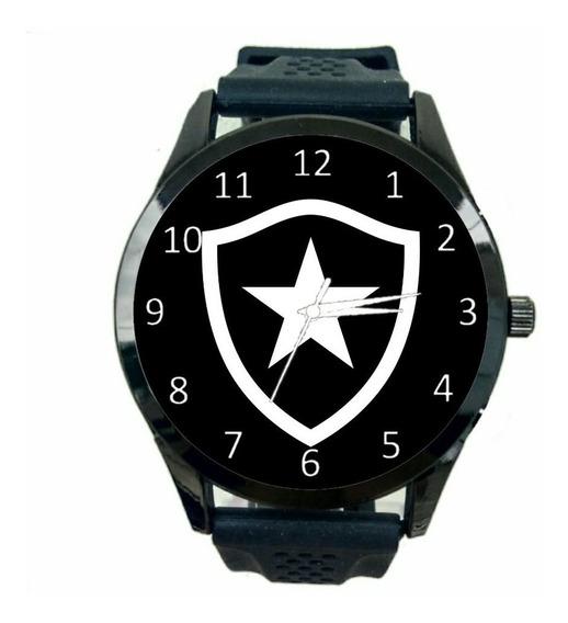 Botafogo Relógio Masculino Promoção Oferta Novidad Time T501