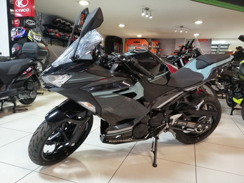 Kawasaki Ninja 400 Modelo 2020
