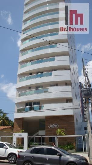 Apartamento Para Venda Em Belém, Marco, 3 Dormitórios, 3 Suítes, 4 Banheiros, 2 Vagas - V4132
