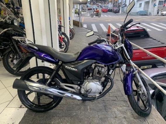 Honda Cg 150 Titan Ex Flex 2012